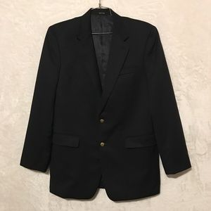 Ralph Lauren Blue Men's Blazer, 40L